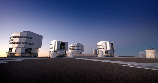 Chile has the best conditions to install the European Extremely Large Telescope (E-ELT), which is considered the world's largest telescope