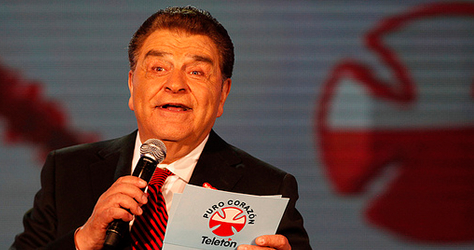 Don Francisco (Photo: Canal13)