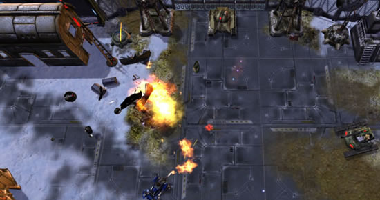 "Assault heroes 2 es un ""shoot'em up"" en tres dimensiones y con aspecto de juego de estrategia."