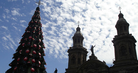 Celebrating Christmas In Chile This Is Chile