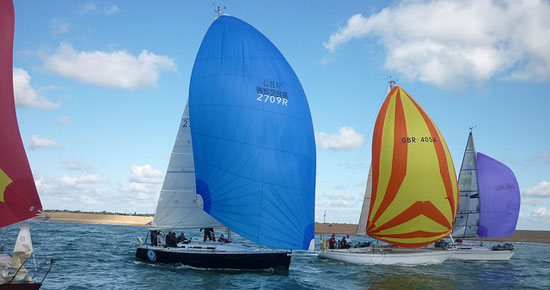 The regatta will draw competitors from South America, North America and Europe. (Photo: JOG offshore yacht racing/Flickr)