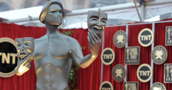 Photo courtesy of SAG Awards / Facebook.