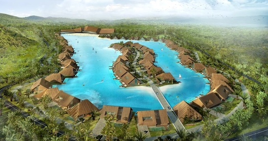 chilean lagoon company set to undertake huge project in thailand