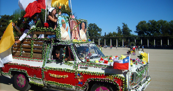 Semana Santa: Easter celebrations in Chile | This is Chile