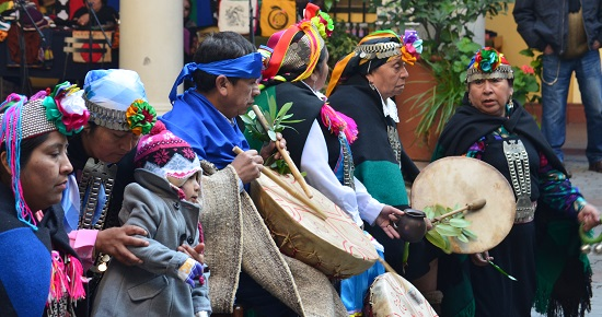 Chile 39 S Indigenous Mapuche People Celebrate A New Year