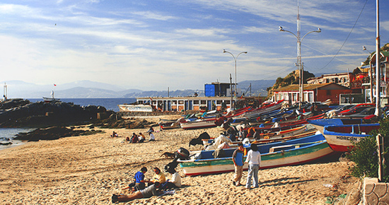 ... nudists and fishermen: Chile's unique ocean getaway | This is Chile
