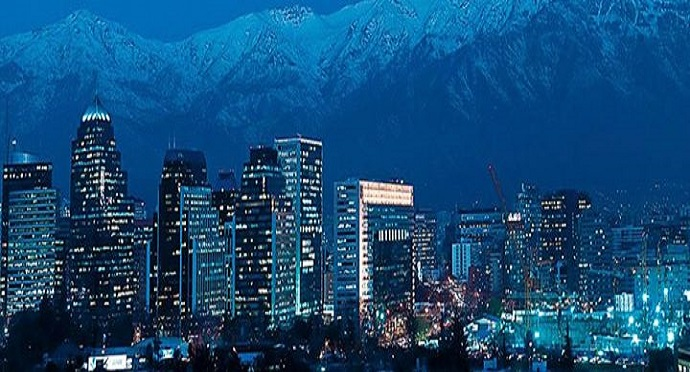 Santiago holds the title for 5th most important city in Latin America for the rich and wealthy according to Knight Frank. Photo by Santiago de Chile / Facebook